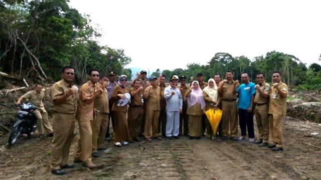 Nasrul Abit: Tarok City Akan Menjadi Kawasan Terbaik di Sumbar