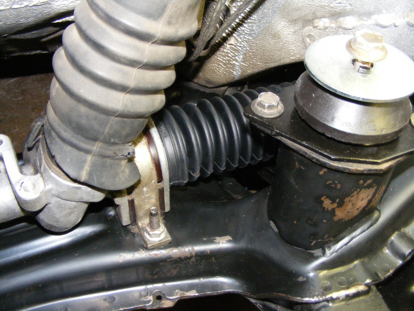Polyurethane Steering Rack Bushings