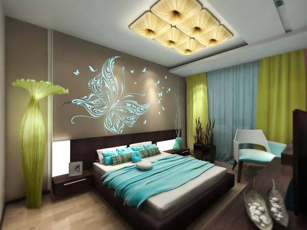Awesome Modern Small Bedroom Design Ideas 2016