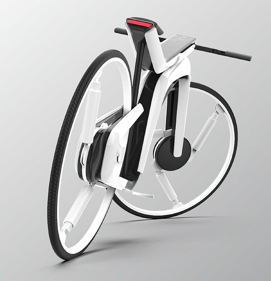 Tesla Electric bicycle