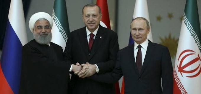 Трое в Анкаре