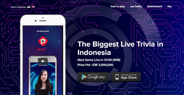 Apa itu PlayDay Live Trivia? Ayo, Gabung dan Menangkan Rp 3 Juta Tiap harinya!