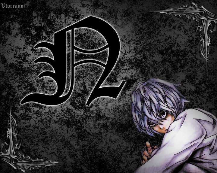 neartoffy: Wallpaper Near (Death Note)