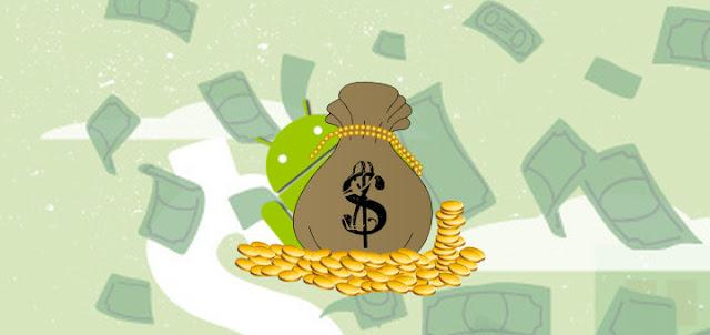 ما هي طرق الربح الممكنة من تطبيقات الأندرويد ؟
