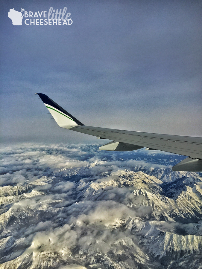 7 Reasons Why I Fly Alaska Airlines | The Brave Little Cheesehead