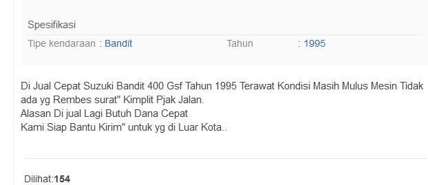 Hati Hati Jual Beli Penipuan Di Olx Fulan Reviews