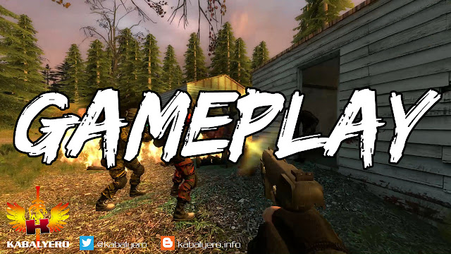 Codename CURE Gameplay (10/31/2017) • Doing Some Training Before Meeting The Zombies