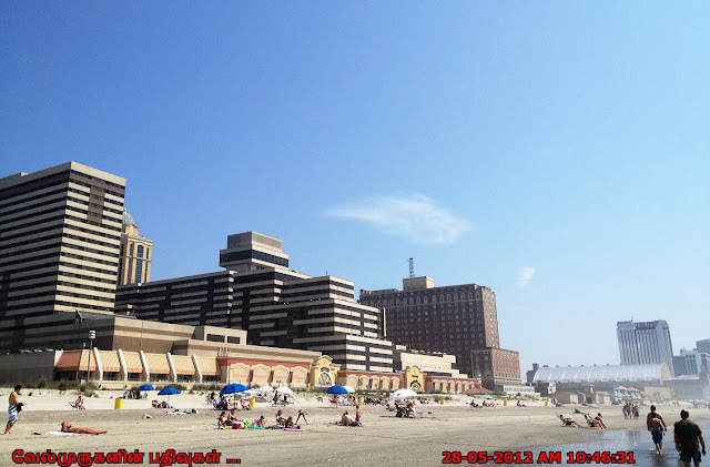 Atlantic City New Jersey Beach