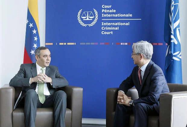Holanda informó a la UE de la visita del sancionado Maikel Moreno a La Haya