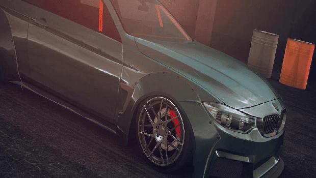 تحميل لعبة السيارات drift zone للكمبيوتر