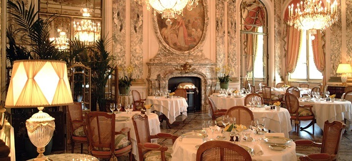 Passion for luxury europe 39 s 10 most expensive restaurants for Restaurant cuisine francaise paris