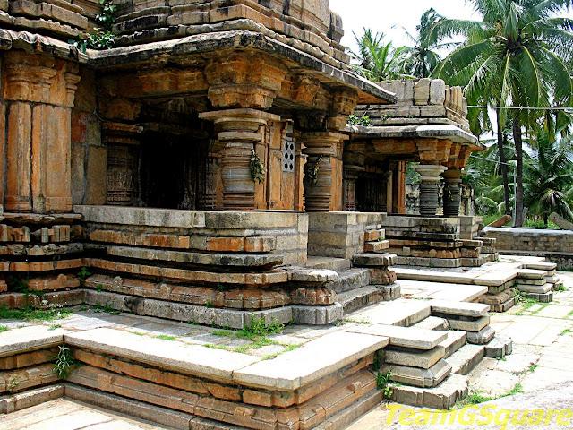 Sangameshwara - Jangameshwara Temple, Sindaghatta