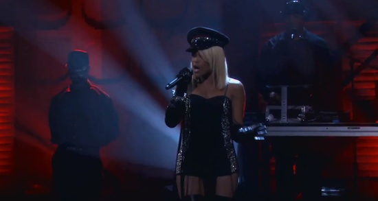 "Eve Struts Her New Single ""EVE"" Live On Conan"