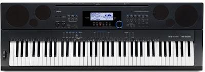 dan organ Casio WK-6500