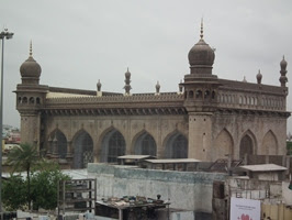what is the salient features of charminar