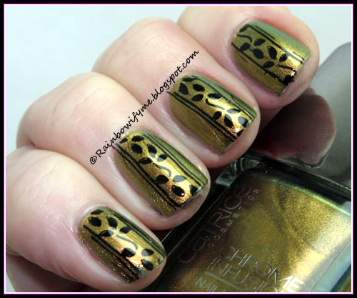 Catrice Chrome Infusion ~ 05 Enchanted Camouflage