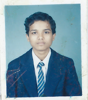 shaurabh bharti profile photo for 12th exam. 2001