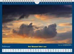 Kalenderblatt Februar...