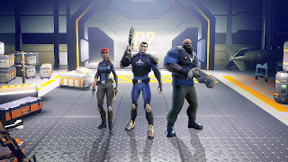 AGENTS OF MAYHEM pc game wallpapers|images|screenshots