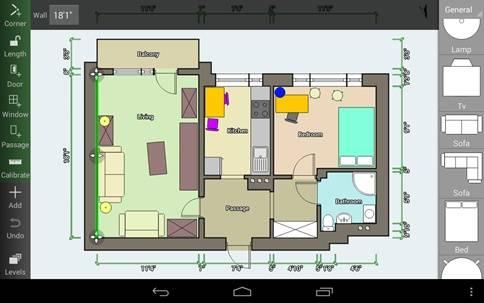 Cara Desain Rumah di Android
