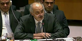 Syria's Permanent Representative to the United Nations