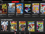 read marvel comics through their android app