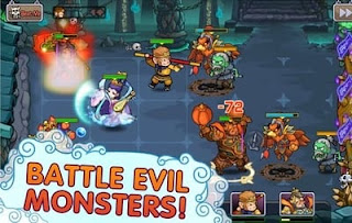 Secret Kingdom Defenders Apk - Download Gratis Game Android Terbaru