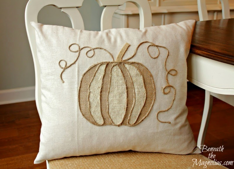 DIY Fall Home Decor! - Ali Adores
