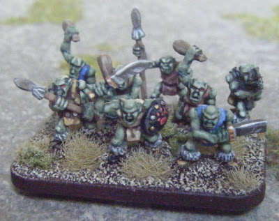 2nd place: Goblin Red-Paws, by celtofkernow - wins £10 Pendraken credit, and a PHR Starter Army from Hawk Wargames!
