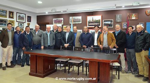 Salta presentó los intercolegiales de rugby 2018