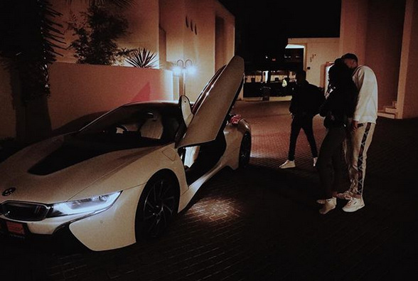 Rapper Aka Blessed Himself With New Bmw I8 Edrive Coupe Cost