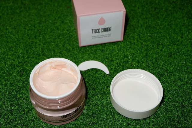 Tree Chada Cream Makeup Muscle Snow Light
