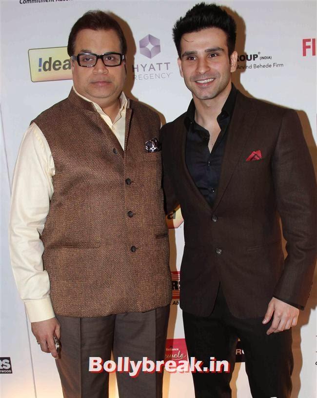 Girish Kumar, Bollywood Actors at 59th Filmfare Pre Awards Party