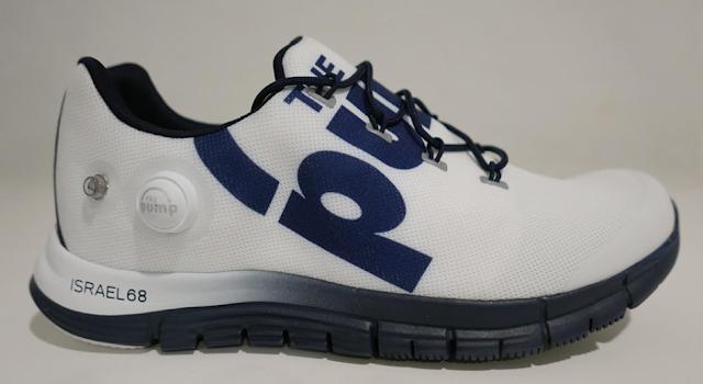 Reebok Buatkan Sepatu Khusus untuk Zionis Israel