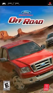 Ford Racing Off Road PSP