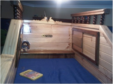 Callsign Ktf Pirate Ship Bunk Bed Project