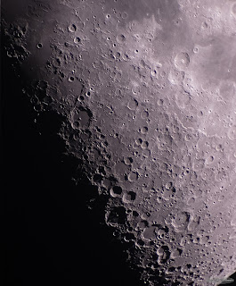 Details on the Moon