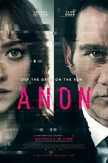 Anon - Poster & Trailer