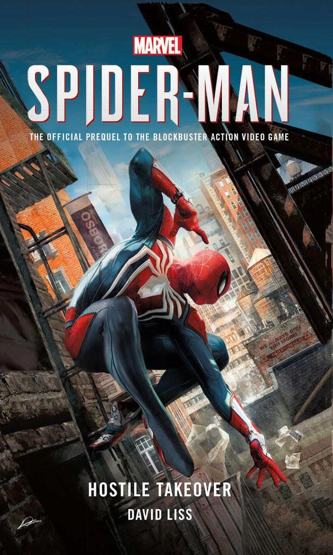[PDF] Free Download Marvel's SPIDER-MAN: Hostile Takeover By David Liss