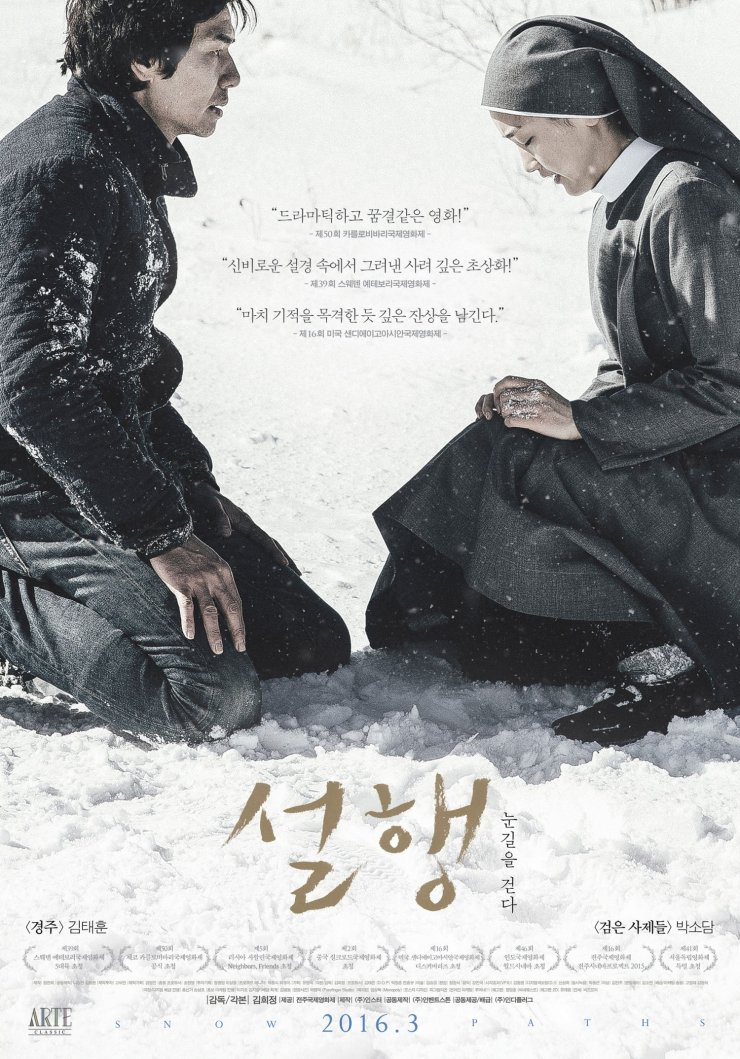 Snow Paths (2016)