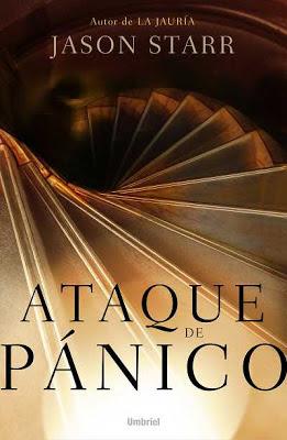 Ataque de pánico - Jason Starr (2013)