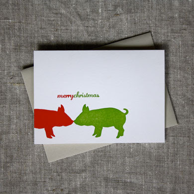 Christmas Notecards.Hardly Housewives Christmas Cards