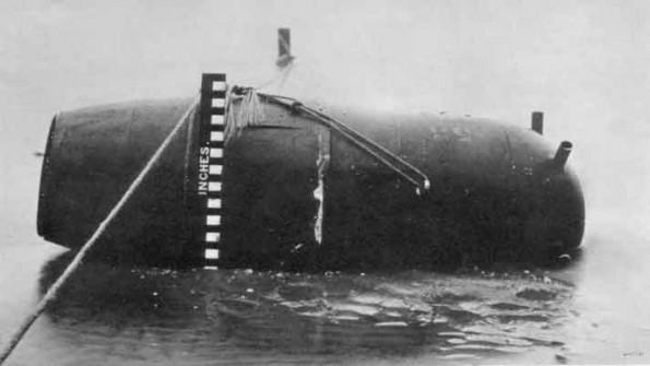 21 November 1939 worldwartwo.filminspector.com German magnetic mine
