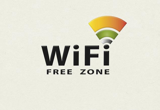फ्री Wi-Fi जोन