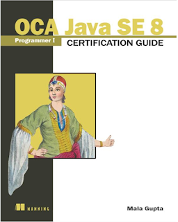 OCAJP 8 Certification Guide for Java programmer