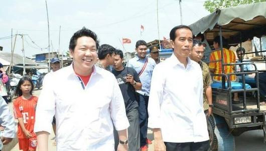 Jokowi-Ma'ruf Unggul Versi LSI, Politikus PDIP Nilai Prabowo-Sandi Makin Kedodoran
