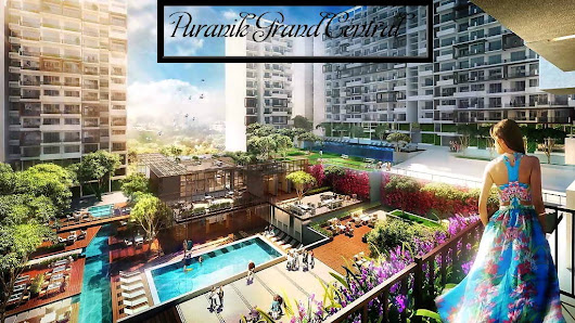 Luxury Apartments By Puranik grand central Thane Mumbai