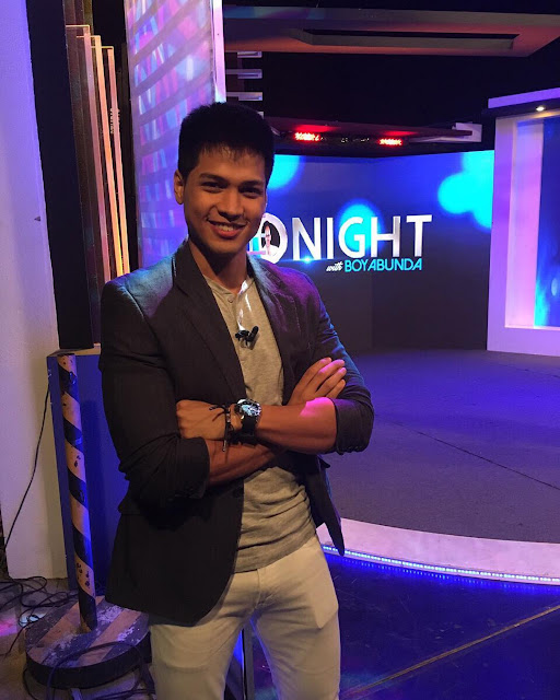 What's under Vin Abrenica's pants?