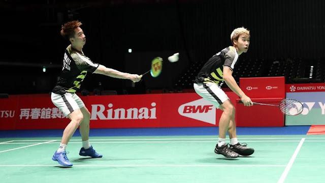 Lagi Kevin/Marcus Juara Japan Open
