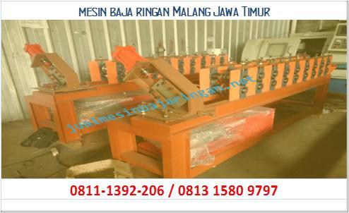 mesin baja ringan Malang Jawa Timur